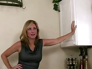 milf facial wrong ones mom