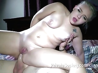 blonde anal Melody Likes It In The Ass